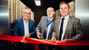 Sefety Deposit Box Facility Opening