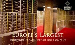 safe deposit box poznan